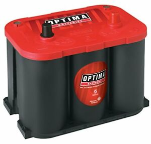Optima Batteries 8003 151 34r Redtop Starting Battery