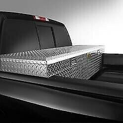 New Oem Gm Diamond Plate Aluminum Truck Bed Tool Box 19170990 Silverado Sierra