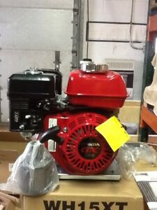 Honda Water Pump Comes In The Box And With Manual