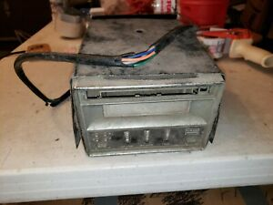Stereo Car Audio Vintage 8 track Fm Converter Cassette Am Lot Mopar Ford Chevy
