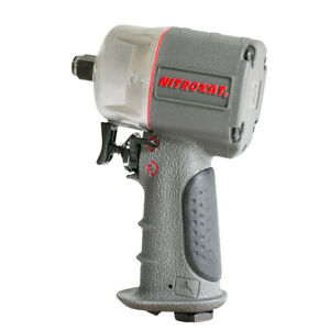 3 8 Aircat Nitrocat 1076 xl Composite Compact Impact Wrench Auto Body Repair