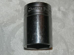 Snap On 3 8 Drive 1 1 16 Oil Pressure Sender Socket A 119 Free Shipping