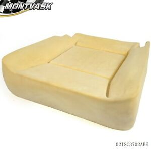 Front Bucket Seat Bottom Lower Cushion Beige For Dodge Ram 1500 2500 3500 06 09