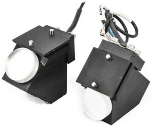 Lot 2x Generic Lab Optical Laser 45 Degree Filter mirror Assembly Mount fixture