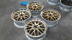 Jdm 18 Weds Kranze Erm Mesh Wheels For Fd3s R32 Rx7 Sxe10 180sx 240sx