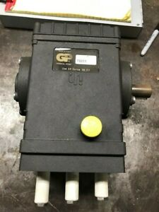 General T9211 Pressure Washer Pump 4 2 Gpm 3000 Psi Back End Only