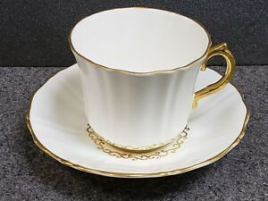 Old Royal Bone China Cup And Saucer Est 1846 England