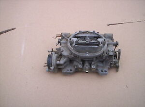 Carter Carburetor 9625 625 Cfm