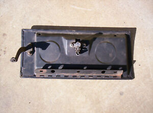 1970 74 Cuda Challenger E Body Glove Box Door
