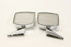 Original 1950 S 1960 S Yankee 4060 Accessory Exterior Chrome Mirrors Chevy Ford