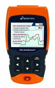 Actron Enhanced Obd I Ii Scan Tool Cp9690