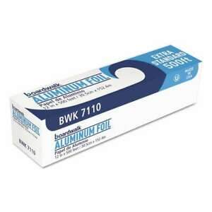 Boardwalk Premium Quality Aluminum Foil Roll 12 X 500 Ft 16 M 749507071105