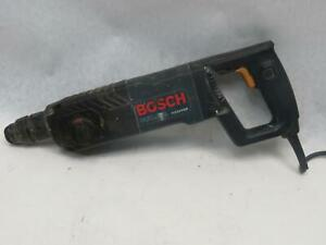 Bosch Sds plus 11224vsr 7 8 Corded Rotary Hammer Drill Used