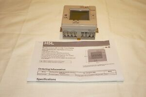 H5l a Omron Programmable Digital 24 hour Clock Weekly Timer Relay H5la