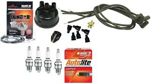 Electronic Ignition Kit 12v Ford 8n Tractor Side Mount Distributor 263844