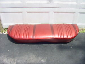 61 62 63 64 Pontiac Rear Seat Bottom Chevy Buick Oldsmobile Impala Bonneville