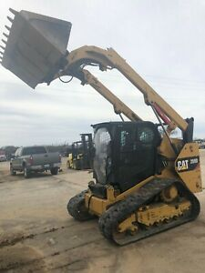 2014 Cat 289d Skid Steer