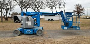 2007 Genie Z34 22n Electric Articulated Boom Lift