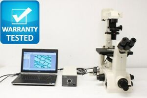 Nikon Diaphot 300 Inverted Phase Contrast Microscope