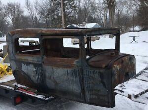 1930 Ford Body Hot Rat Rod 1931 1932 30 31 32 Chopped