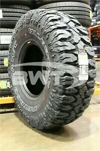 4 New 35x12 50 15 Milestar Patagonia Mt Mud Tires 35 12 5 15 113q 12 50r R15