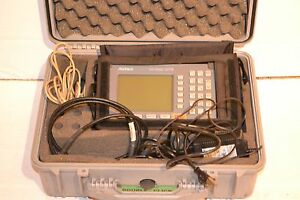 Anritsu S251b Site Master Cable Antenna Analyzer W Power Monitor