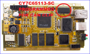Microcircuit Can Clip Rlt2002 Cy7c65113 sc Cypress Usb Stitched From The Factory