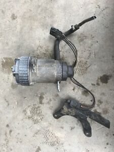 Diesel Fuel Filter Housing Chevy Gmc 6 5 Liter Turbo Charged 1993 2000