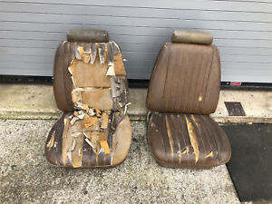 1970 Camaro Bucket Seats Original Used L R