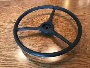 Vintage Original 1932 Ford Steering Wheel