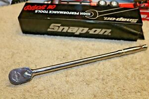 Snap On Usa Tll72 1 4 Drive Dual 80 Technology Extra Long Handle Ratchet