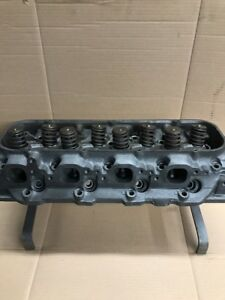 1969 1970 Chevy Corvette 427ci 7 0l V8 Big Block Oe Gm Cylinder Head 3872702