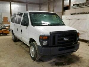 Console Front Floor Outer Section Fits 03 18 Ford E350 Van 778124