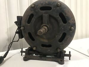 Antique Holtzer Cabot Electric Motor