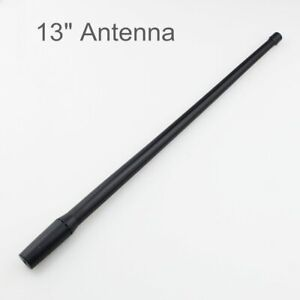 11 Antenna Car Accessories Short Mast For Dodge Ram 1500 Truck 2009 2018