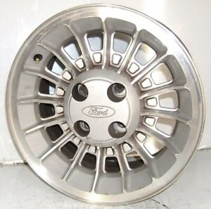 Used Ford Oem Aluminum Rim Wheel 15x7 1989 Ford Mustang