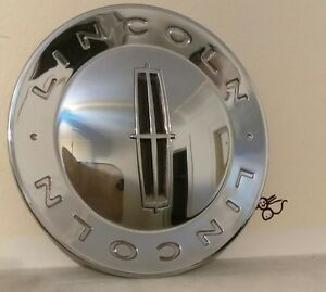 Lincoln Navigator Mark Lt Chrome Wheel Center Cap Hubcap Genuine