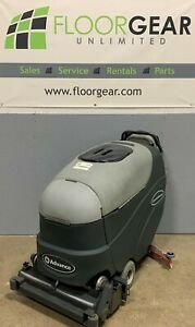 Reconditioned Advance Convertamatic 28c Cylindrical Floor Scrubber