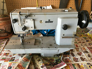 adler 467fa 63s Industrial Sewing Machine Model 467fa 63s Head Only