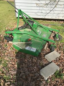 Frontier Finish Mower Tractor Impliment