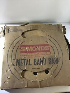 Simonds Bandsaw Coil Roll Stock 1 045 2 Tpi 250 Coil