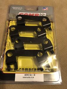 Comp Cams 4804 8 Guide Plates 351c Ford 3 8 Pushrod