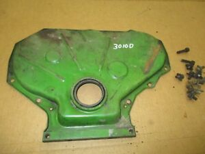 1962 John Deere 3010 3020 Diesel Front Engine Cover Antique Tractor