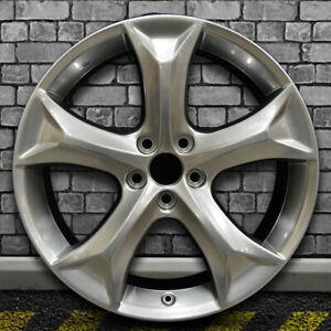 Hyper Bright Smoked Silver Oem Factory Wheel For 2009 2015 Toyota Venza 20x7 5