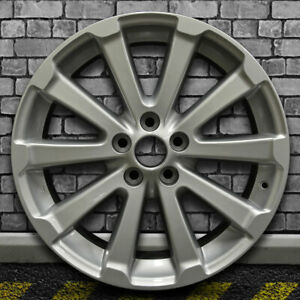 Bright Fine Silver Full Face Oem Factory Wheel For 2009 13 Toyota Venza 19x7 5