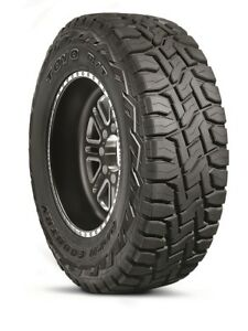 4 New Toyo Open Country R t 125q 45k mile Tires 3055520 305 55 20 30555r20