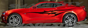 Custom Tribal Decals Graphic Vinyl 2018 Stripes Camaro Ss Rs 2017 Zl1 Chevrolet