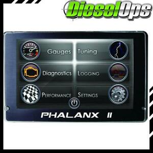 Spartan Diesel Phalanx Console Tuner For Ford F 250 350 Powerstroke 6 7l 2011 14