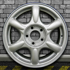 Full Face Sparkle Silver Oem Factory Wheel For 2000 2004 Buick Regal 16x6 5