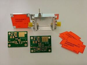 Design Kit For Analog Devices hittite Frequency Dividers